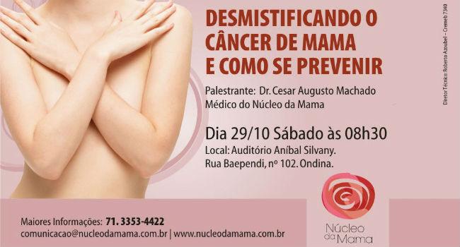 Desmistificando o Câncer de Mama e Como se Prevenir